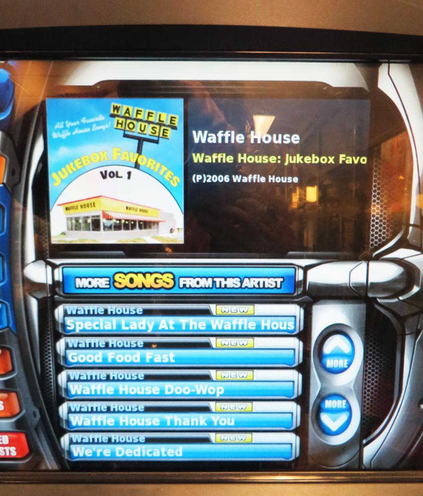 waffle jukebox 2