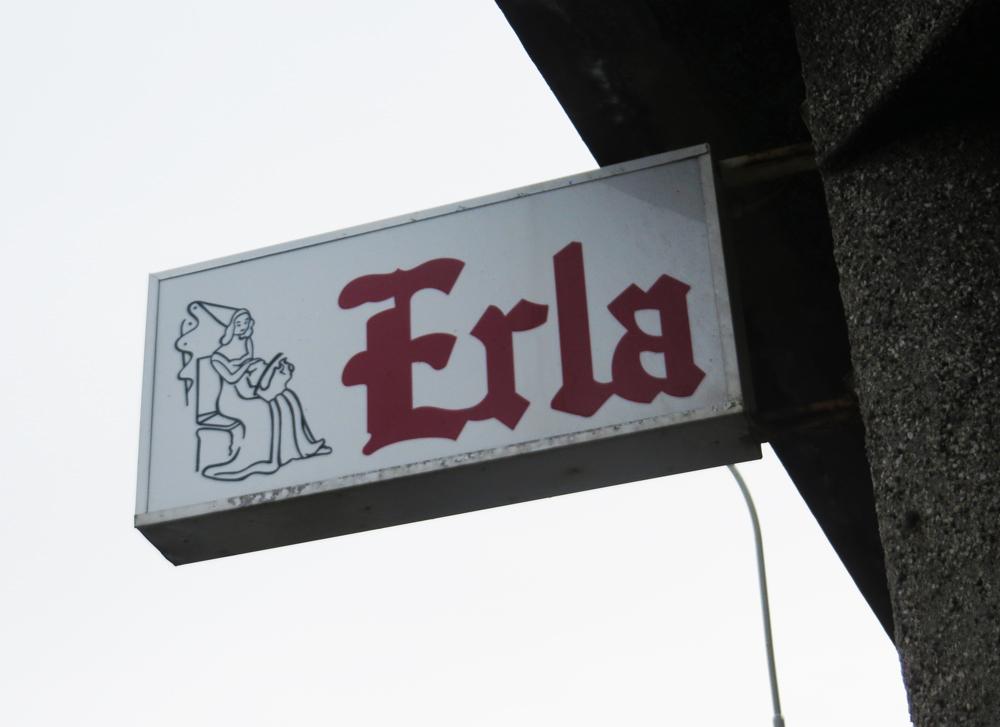erla yarn store, reykjavik