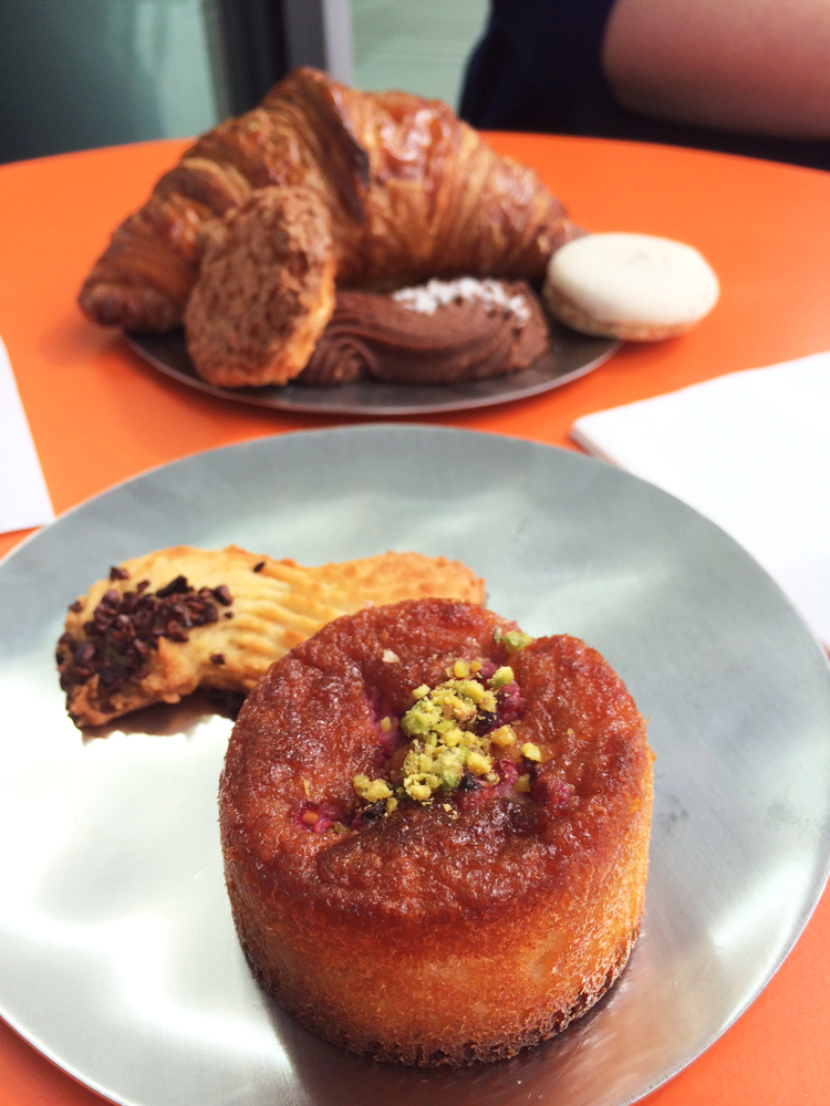 delicious things from Ines Pattiserie