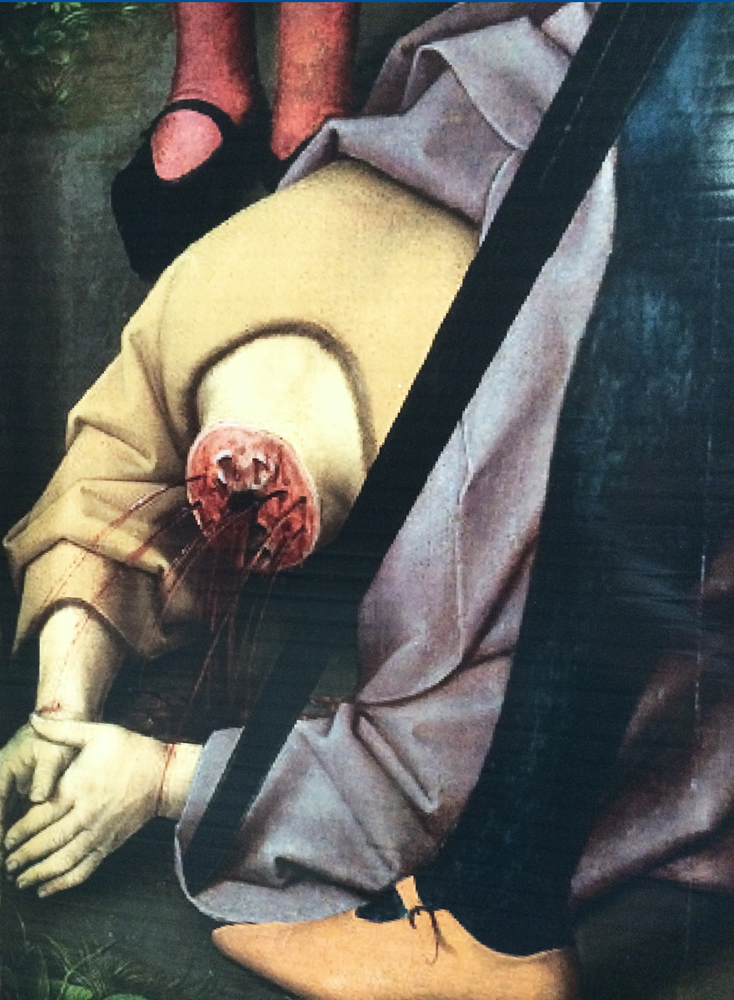 St. John Altarpiece, Memling, around 1479