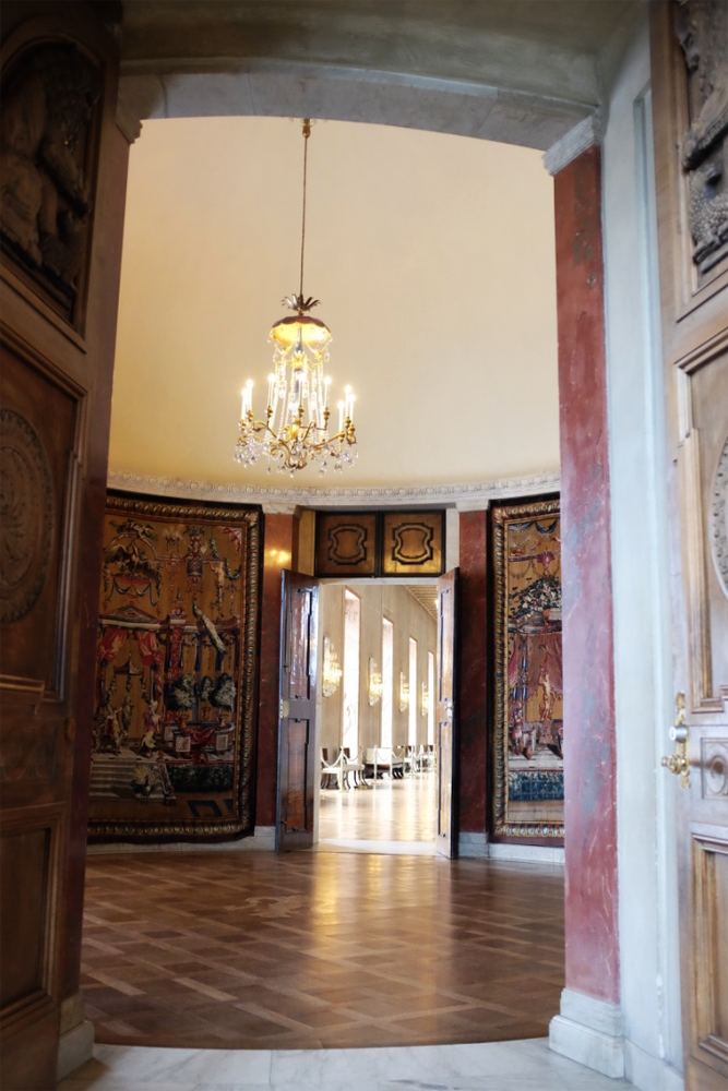 Oval Room at Stockholm's city hall