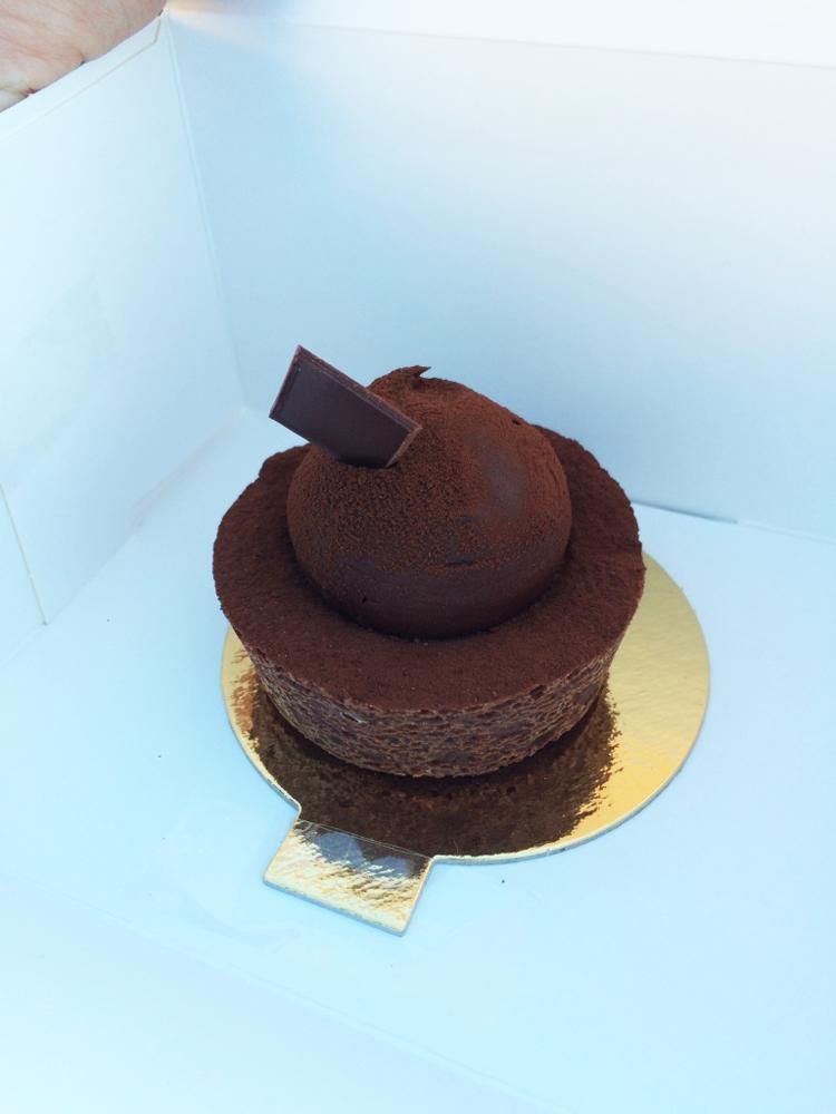 Vete-Katten chocolate cake