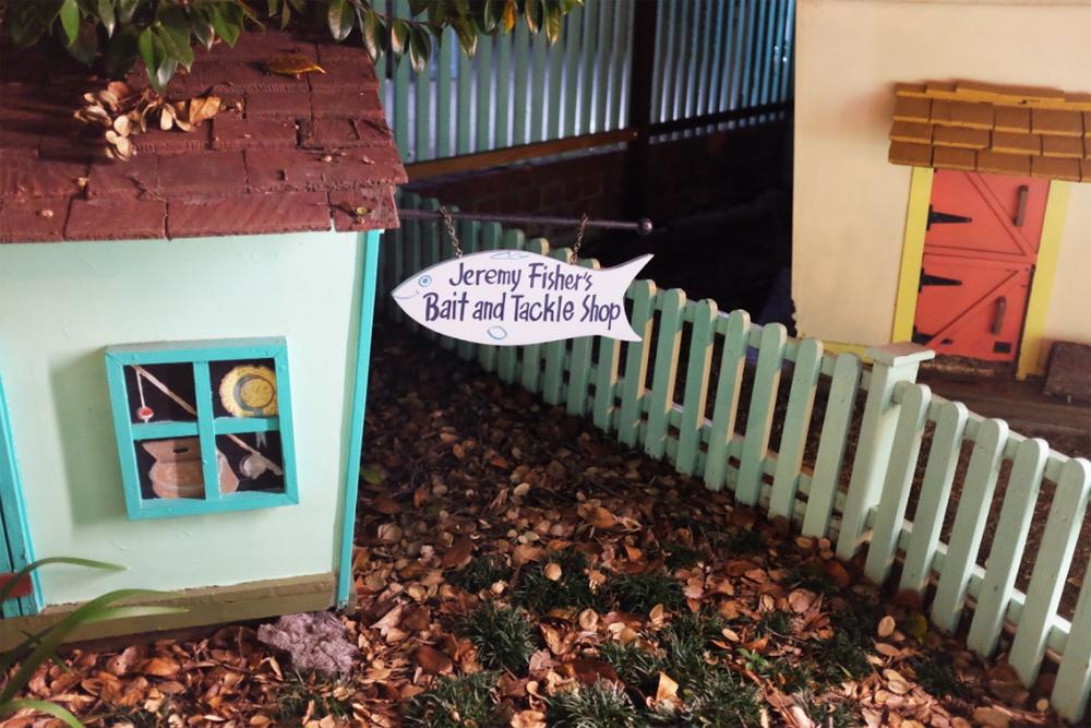 Fairyland bait shop