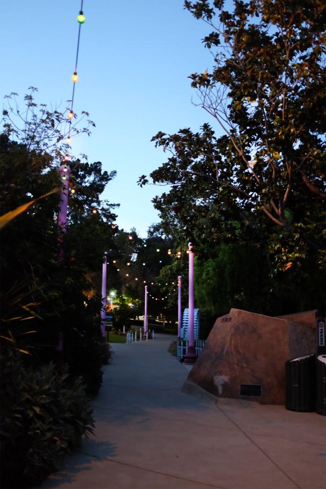 Fairyland path